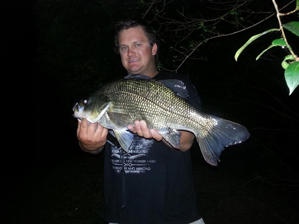 53cm to the Fork Bass